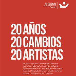 Libro 20 Años, 20 Cambios, 20 Artistas